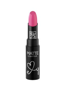 Batom Ultra Matte Rk By Kiss Hot Pink Gossip (RMLS16BR)