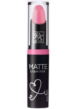 Batom Ultra Matte Rk By Kiss Pink About