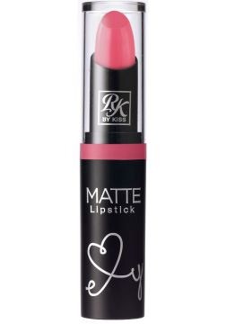 Batom Ultra Matte Rk By Kiss Sugar Pink