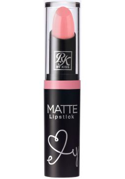 Batom Ultra Matte Rk By Kiss Baby Pink