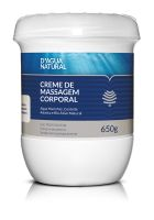 Creme de Massagem D agua Natural Algas