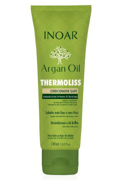 Condicionador Inoar Argan Oil Thermoliss 240ml