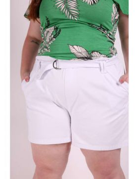 Short´s Clochard Com Cinto