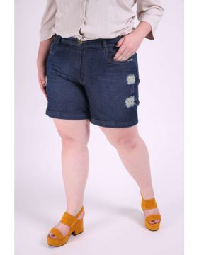Short´s Destroyed Plus Size