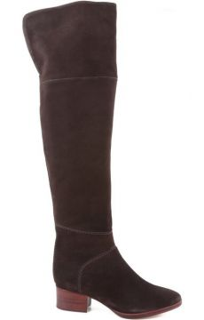 Over Schutz The Knee Slouch Boot Hot Coffee