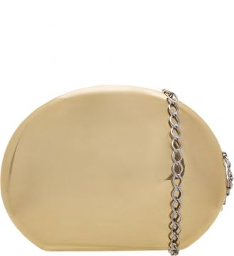 Clutch Schutz Metallic Lisa Ouro