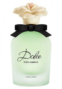 Perfume Dolce Floral Drops EDT Feminino 30ml Dolce & Gabban