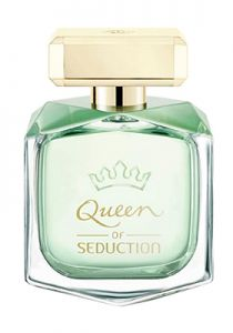 Perfume Queen Of Seduction EDT Feminino 50ml Antonio Bander
