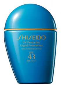 Base UV Protective Liquid Foundation SPF 43 30ml Shiseido D