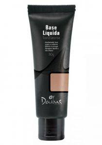Base Líquida Tonalizante 30g Dailus Color Natural