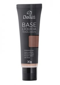 Base Líquida Tonalizante 30g Dailus Color 10. Morena