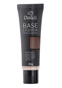 Base Líquida Tonalizante 30g Dailus Color 14. Cravo
