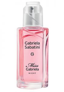 Perfume Miss Gabriela Night EDT Feminino 60ml Gabriela Saba