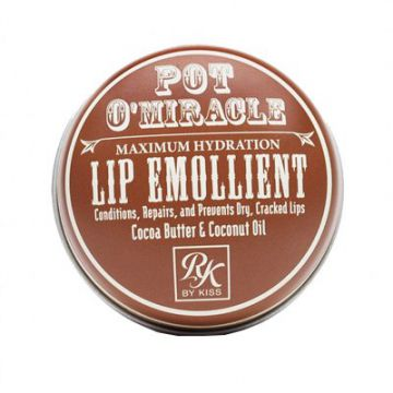 Batom Pot O Miracle 10g Kiss New York Lip Emollient