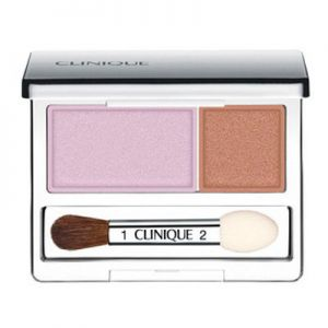 Sombra All About Shadow Duo 2,2g Clinique Seashell Pink / F