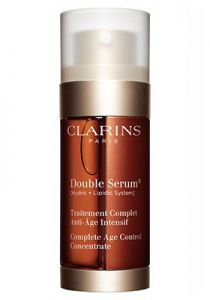 Anti-Idade Facial Double Serum Unissex 30ml Clarins