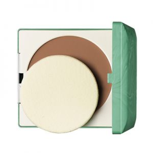 Pó Stay-Matte Sheer Pressed Powder Clinique Stay Amber