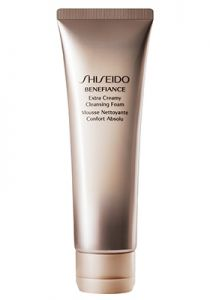 Limpeza Facial Benefiance Extra Creamy Cleansing Foam Uniss