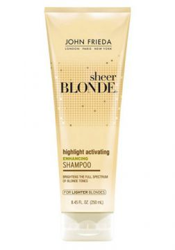 Shampoo Sheer Blonde Highlight Activating Enhancing Shampoo