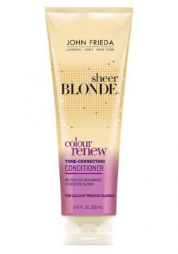 Condicionador Sheer Blonde Colour Renew Tone-Correcting Con