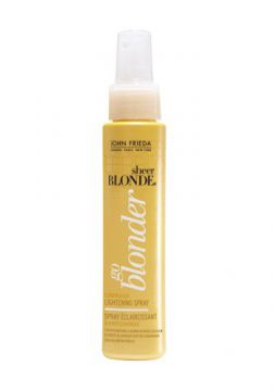 Spray Clareador Sheer Blonde Go Blonder Controlled Lighteni