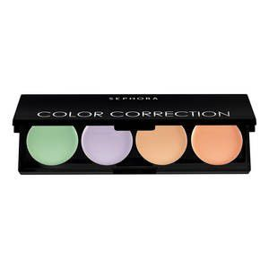 Paleta Must-Have Face Palette Color Correction