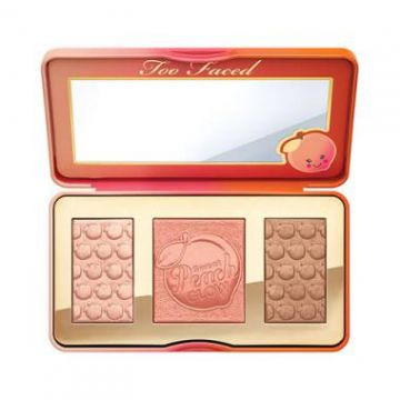 Paleta Sweet Peach Glow Bronzing, Blushing & Highlighting -