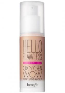 Base Hello Flawless Oxygen Wow! Spf 25 Pa+++ - Benefit Cosme