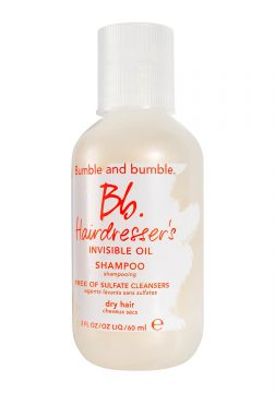Shampoo Bumble And Bumble Hairdressers Invisible Oil