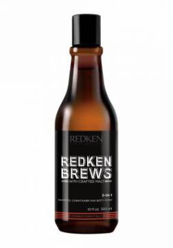 Shampoo Redken Brews 3 In 1