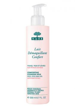 Demaquilante Comforting Cleans Milk With Rose - Nuxe