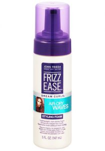 Espuma modeladora Natural Wave Frizz Ease John Frieda
