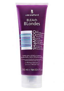 Shampoo Bleach Blondes