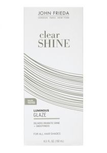 Máscara Capilar Hidratante Clear Shine Luminous Glaze