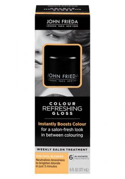 Colour Refreshing Gloss For Cool Blonde