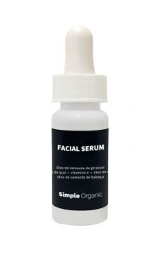 Sérum Facial - Simple Organic