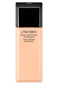 Sheer And Perfect Foundation Shiseido