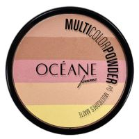 Multicolor Powder Matte Océane - Pó Facial