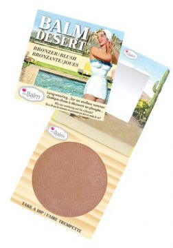 Balm Desert Blush The Balm - Blush - Bronzer