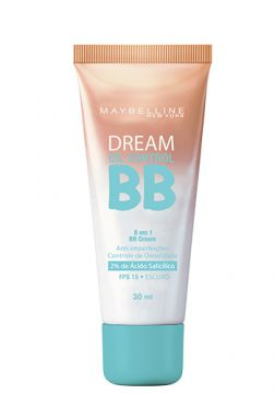 BB Cream Dream BB Oil Control Maybelline 30ml - Base Facial