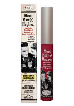 Meet Matt(e) Hughes The Balm - Batom Líquido