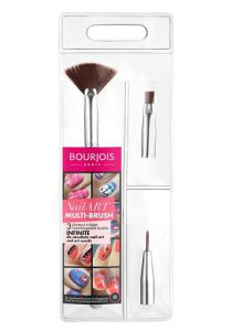 Pincel Multibrush Nail Art Bourjois - Pincel para Unhas