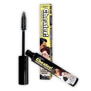 Cheater! The Balm - Máscara para Cílios - Preto