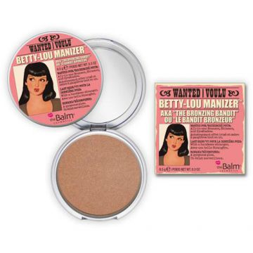 Betty-Lou Manizer The Balm - Pó Compacto Bronzeador - Maqui