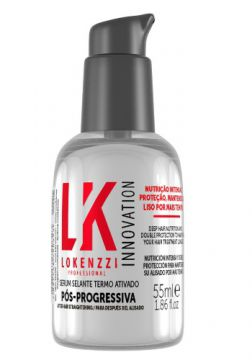 Lokenzzi Pós Progressiva - Sérum Termoativo - 55ml