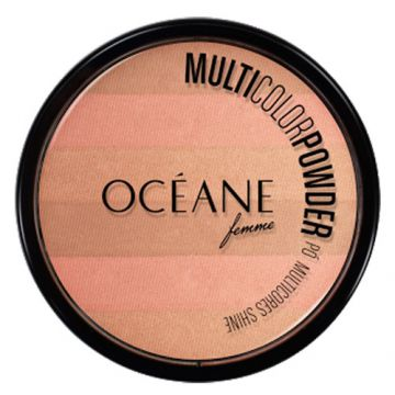 Multicolor Powder Shine Océane - Pó Facial