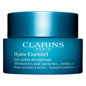 Gel Facial Clarins - Hydra-Essentiel Cooling Gel Normal-Com