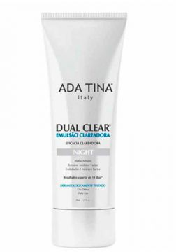 Clareador Facial Ada Tina Dual Clear Night - 30ml