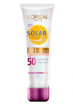 Solar Expertise BB Cream FPS50 L oréal Paris - Protetor Sol