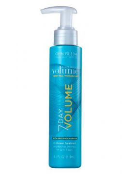 John Frieda Luxurious Volume 7 Day Volume In-Shower Treatme